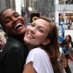 Arlenis and Karlie are divine!