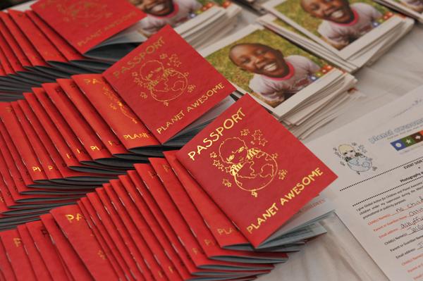 """The kids' """"Passport"""" to fun"""