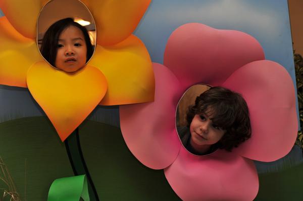 Flower children