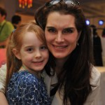 Brooke and daughter