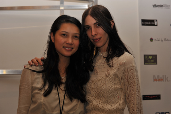 Christiana and Jamie Bochert