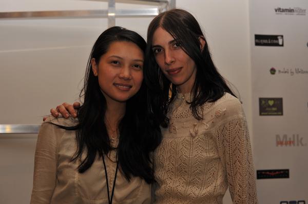 Christiana and Jamie Bochert