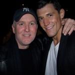 Major agent Tom with Duke