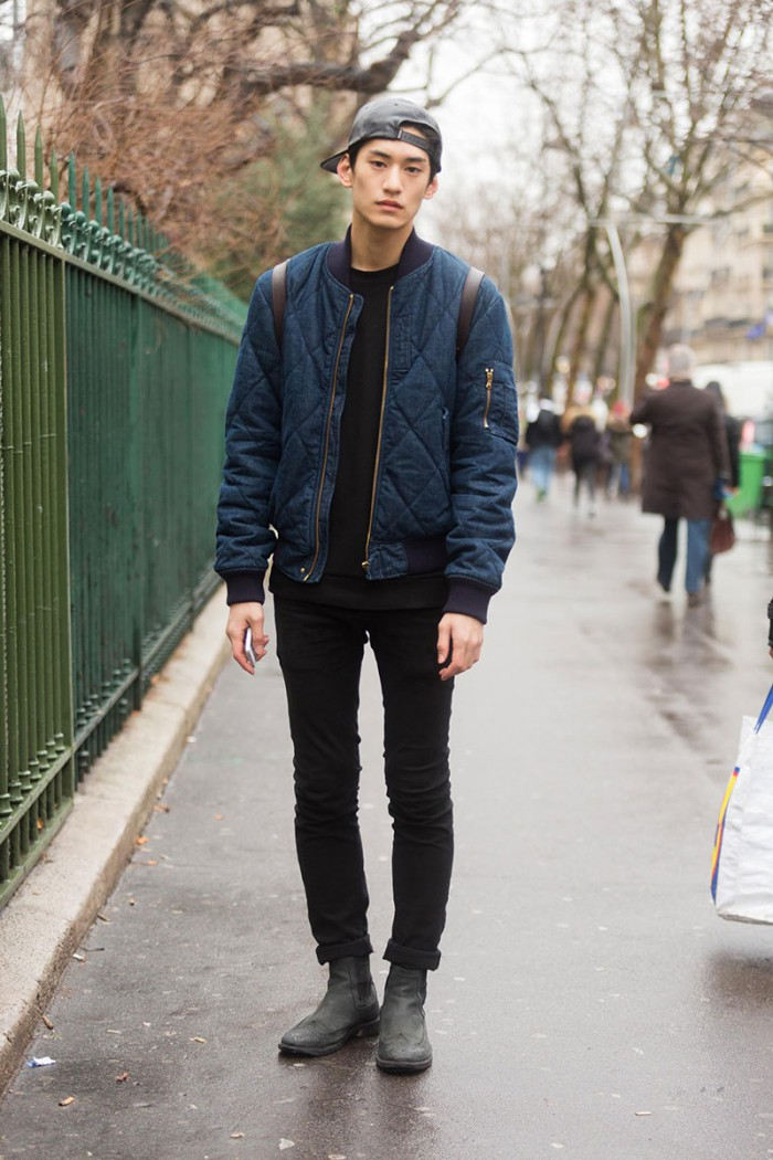 On The Street Men S Style F W 14 Of The Minute