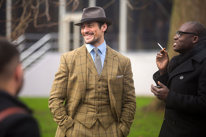 On The Street London Collections Aw 2015 Of The Minute
