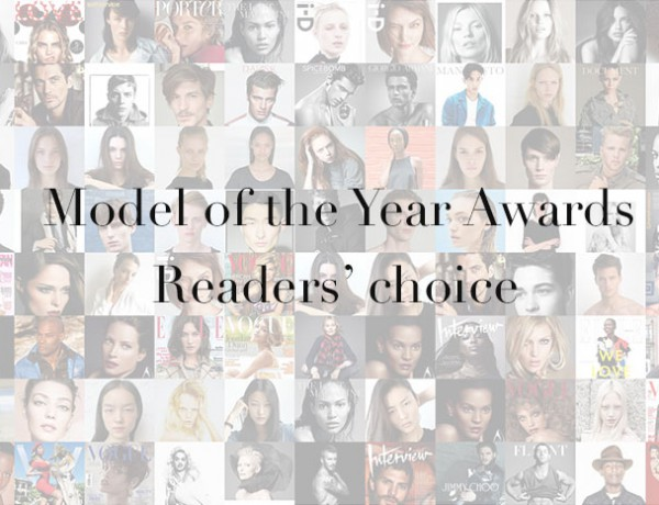 Model of the Year Readers' Choice Award