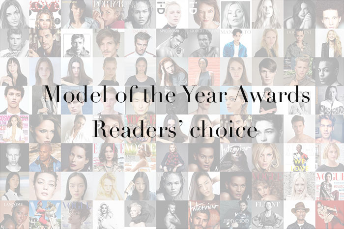 Model of the Year Readers' Choice Award