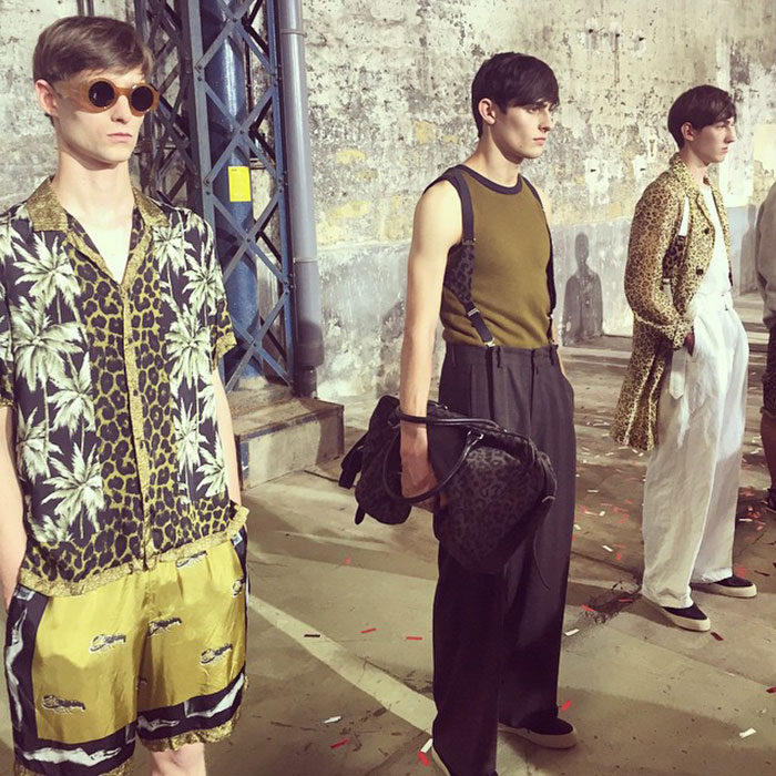 Laurie-Harding,-Rhys-Pickering,-and-Callum-Rockall-at-Dries-Van-Noten