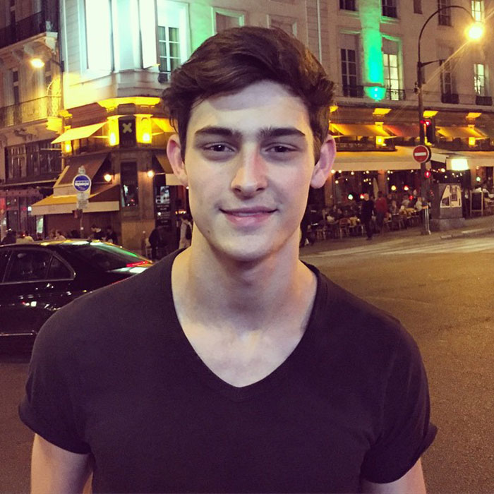 Rhys-Pickering-at-the-end-of-the-first-day-of-Paris-Fashion-Week