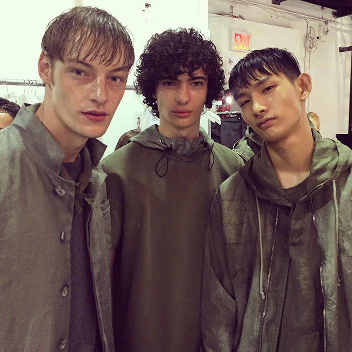 Roberto-Sipos,-Piero-Mendez,-and-Sup-Park-at-John-Elliott-+-Co
