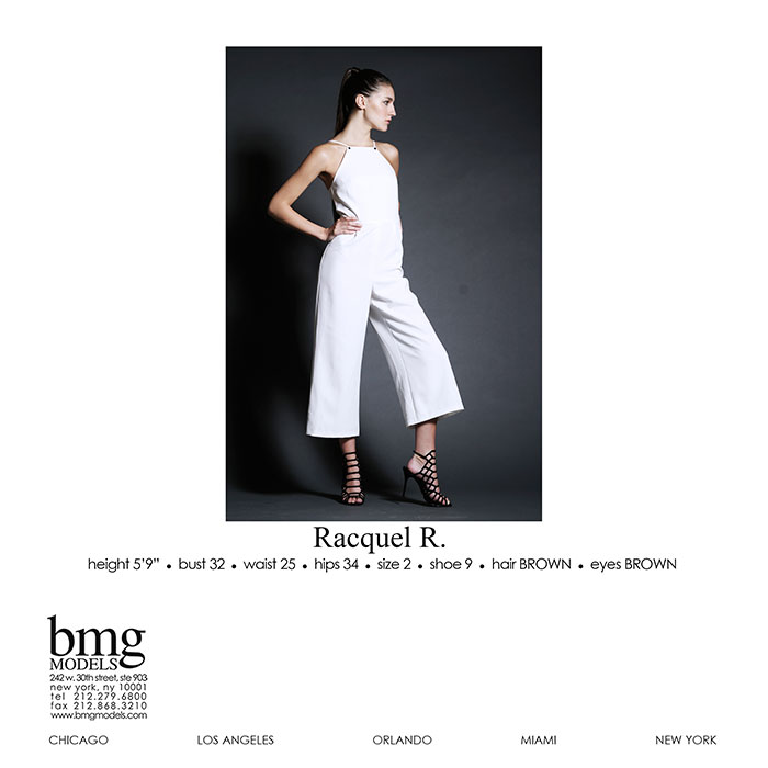 Show Package – New York S/S 16: BMG (Women) – Page 37 – Of
