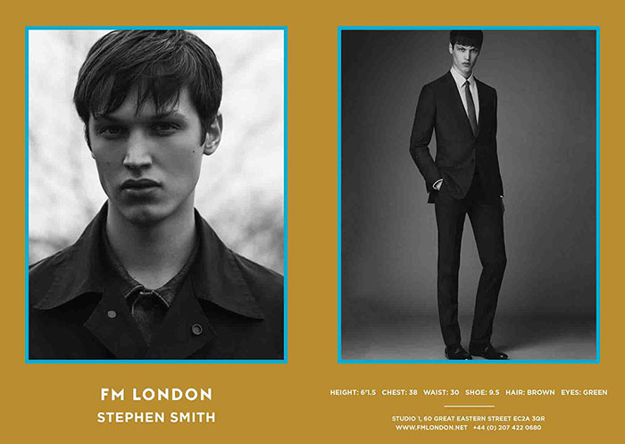 Show Package – London A/W 16: FM Agency (Men) – Page 39 – Of The Minute