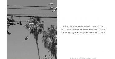 Show Package – Paris S/S 17: M Management (Men)