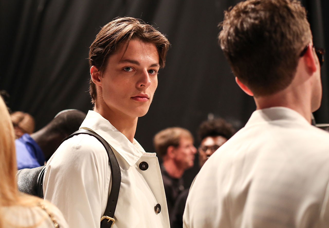 NYFWM S/S 17 Backstage: Todd Snyder – Of The Minute