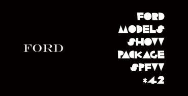 Show Package – São Paulo F/W 17: Ford (Men)