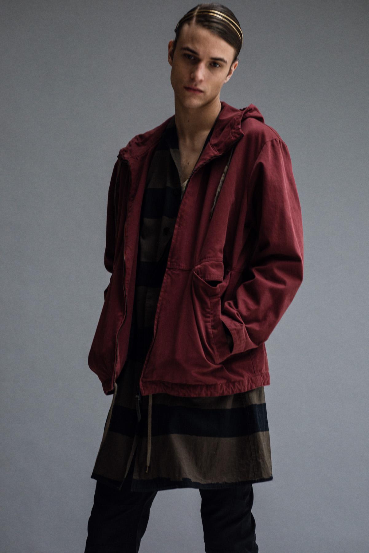 Leather jacket decade - A Decade Of Robert Geller