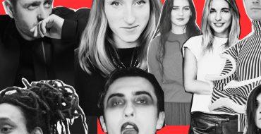 Who are the 15  British Fashion Council NEWGEN Recipients