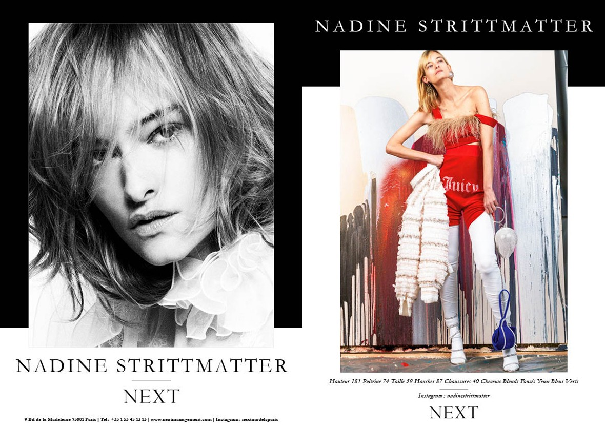 Instagram Nadine Strittmatter nude photos 2019