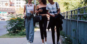 On The Street: NYFW S/S 18