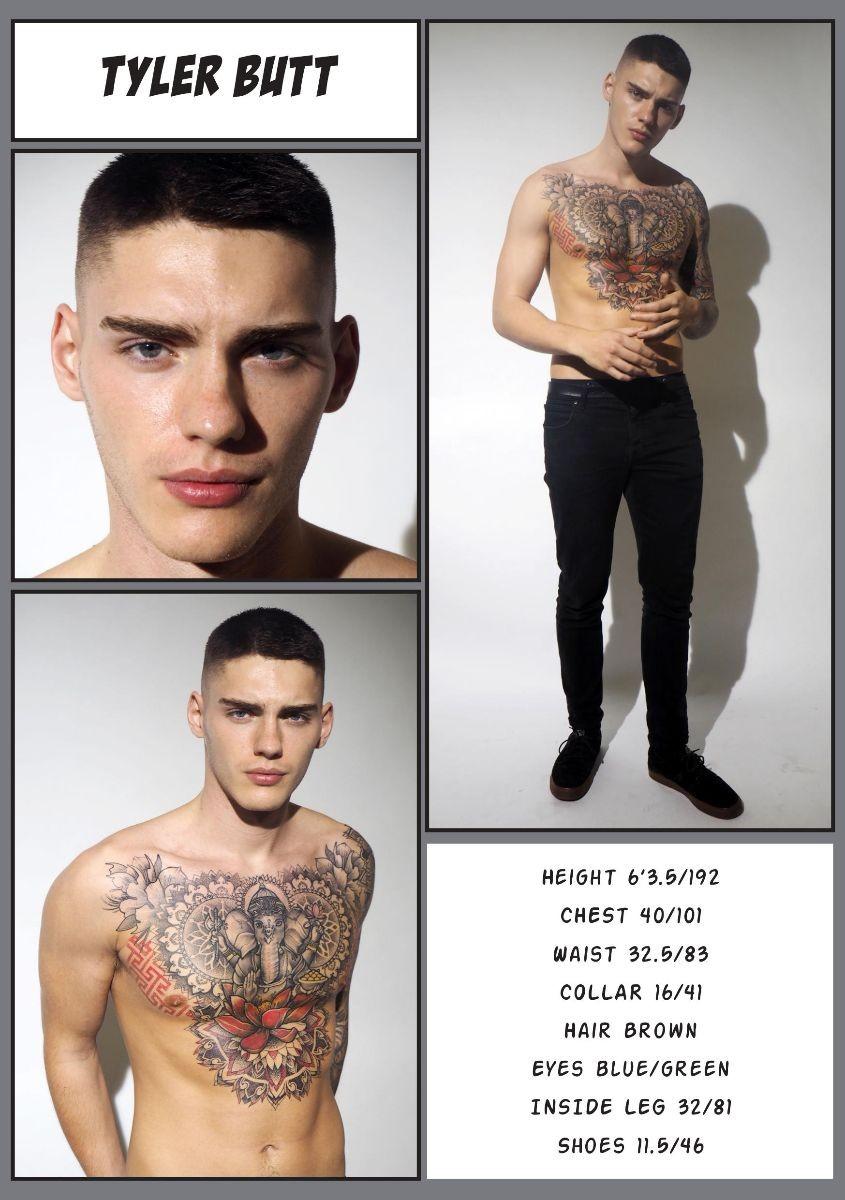 Show Package – London F/W 18: Select Model Management (Men