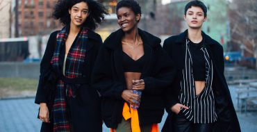 [Update] See what the models are wearing off-duty in New York