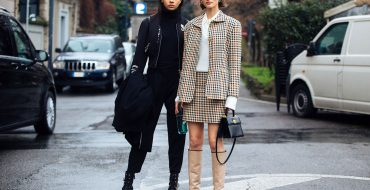 [Update] See what the models are wearing off-duty in Milan!