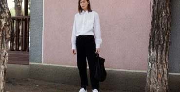 See what the models are wearing off-duty in Tbilisi!