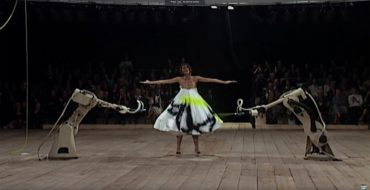 The trailer for McQueen is here and yes we're seeing it