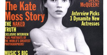 Interview Magazine folds, here are iconic covers to cure your blues