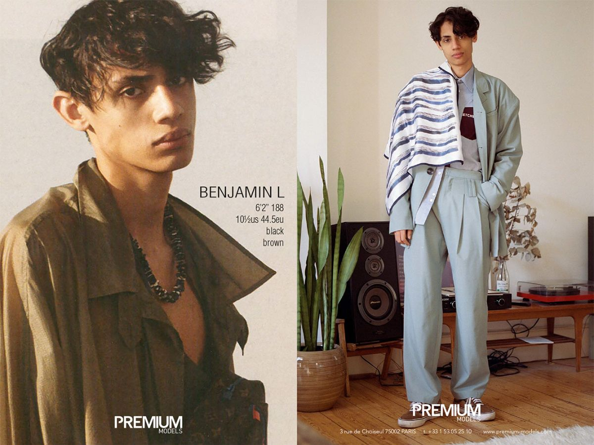 Show Package – Paris S S 19  Premium Models (Men) – Page 36 – Of The ... c88cbec3c82