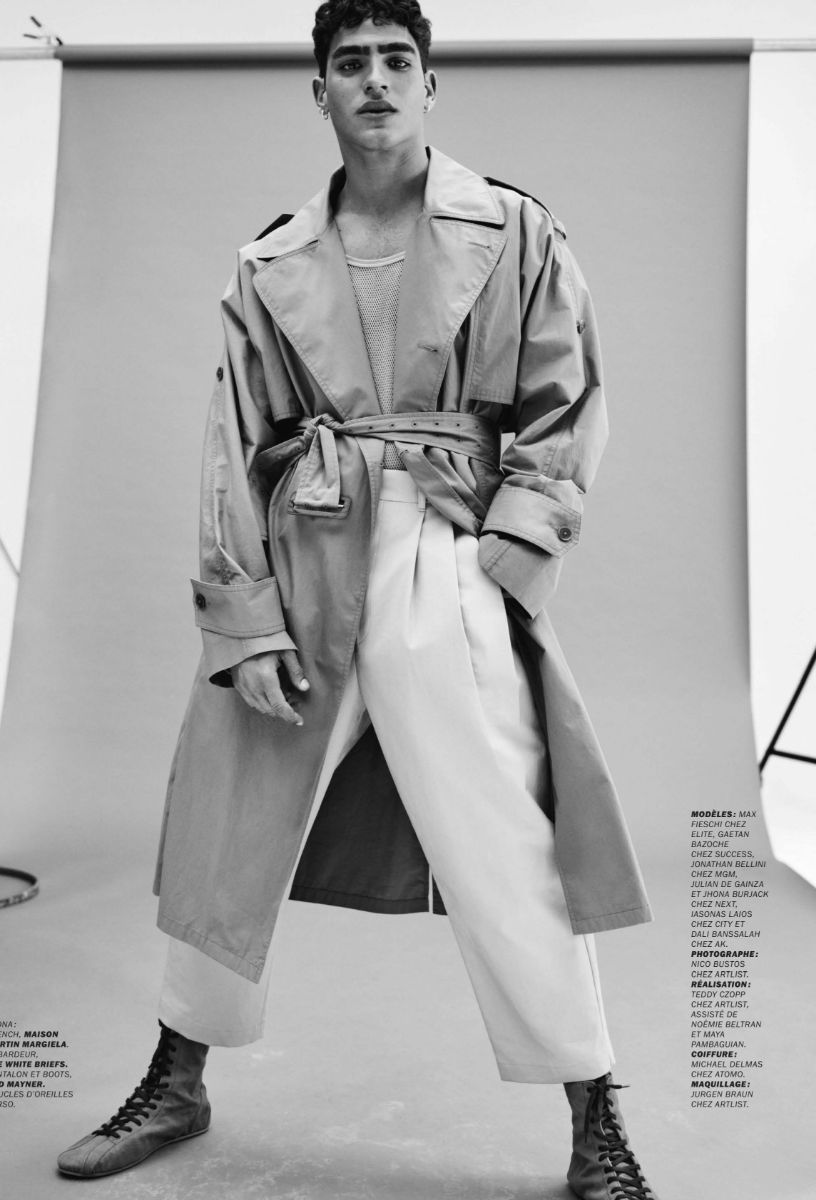 Show Package – New York S/S 19: IMG (Men) – Page 30 – Of The Minute
