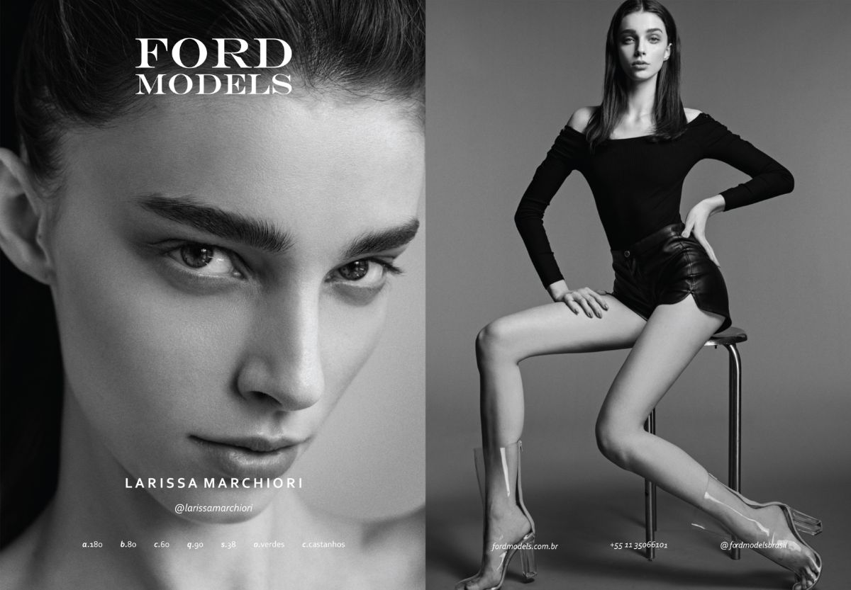 Show Package Sao Paulo F W 19 Ford Models Brasil Women Page 27 Of The Minute