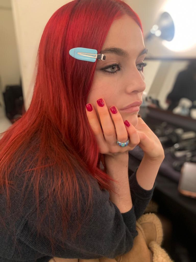 From Backstage at Rock Shows to the Runway, Puma-Rose Buck is a ...