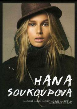 Hana Soukoupova