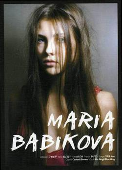 Maria Babikova