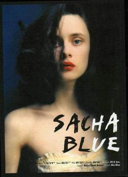Sacha Blue