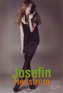 Josefin Hedstrom