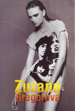 Zuzana Gregorova