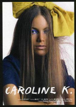 caroline k