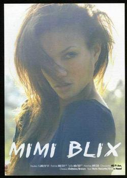 mimi blix