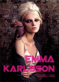 Emma Karlsson1
