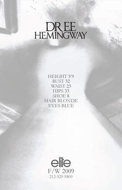 Dree Hemingway2