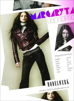 Margaryta-Senchylo