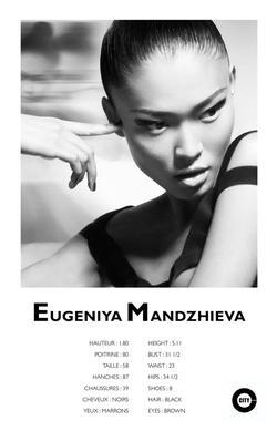 eugeniya mandzhieva