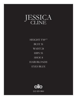 jessica cline