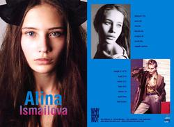 alina ismailova