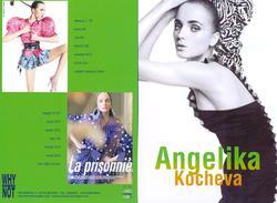 angelika kocheva