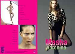 masha voronina