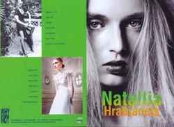 natalia hrabianets