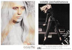 colette pechekhonova